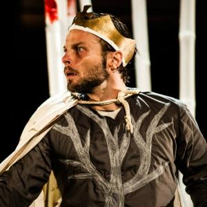Hywel Baynes as Richard III