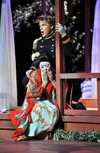 Puccini's Madam Butterfly at the Royal Albert Hall