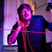 Marcin Gesla as the dastardly Osmin. Pic: Richard Lakos